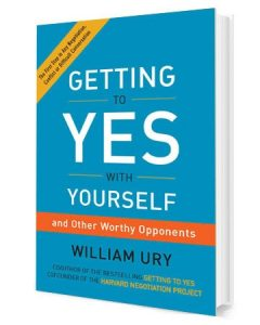 Recommended reading: Getting to YES with yourself